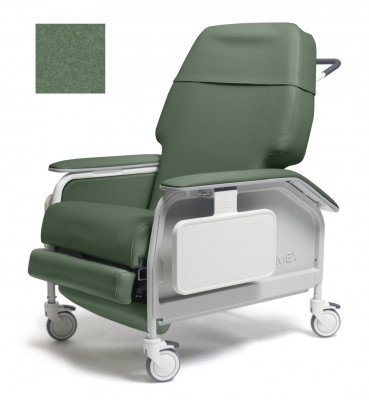 lumex extra wide clinical care geri chair recliner e29