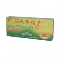 Red Panax Ginseng Extractum Ultra Strength Energy Supplement