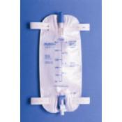 Teleflex Medical Inc Premium Leg Bag with Strap and Easy Tap Valve
