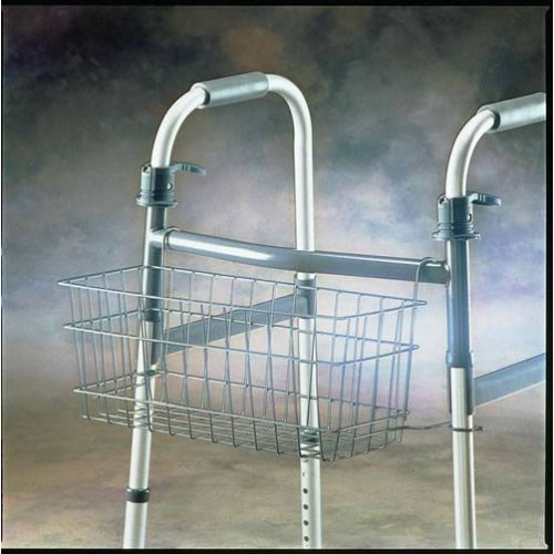 Invacare Vinyl Coated Walker Basket - 6098