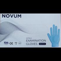 Novum Nitrile Exam Gloves