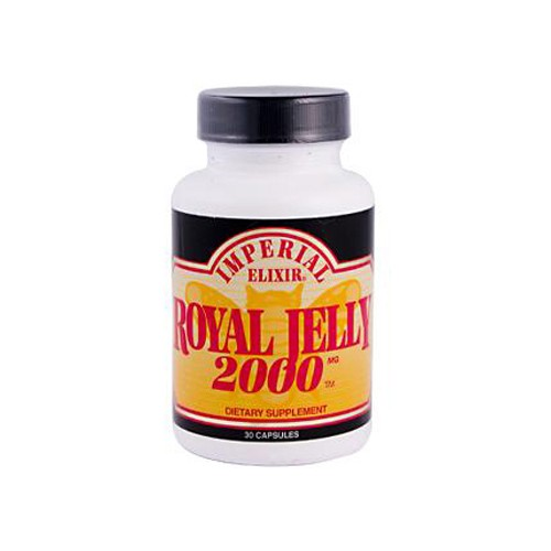 Imperial Elixir Royal Jelly 2000 mg