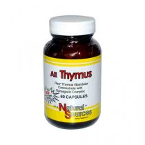 All Thymus Glandulars Dietary Supplement