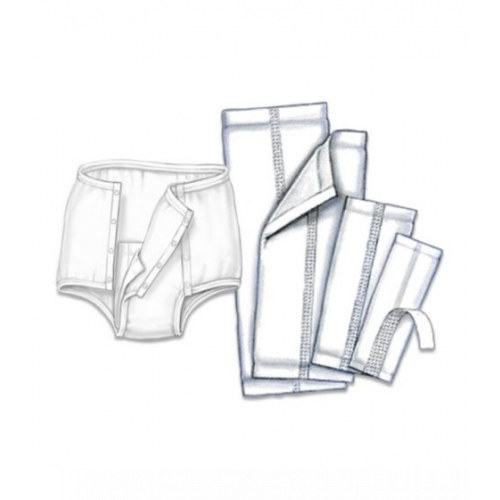 Cardinal Health Simplicity Garment Liner for Incontinence