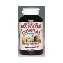 American Health Bee Pollen Complex Dietary Supplement 1000 mg