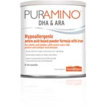 Mead Johnson PurAmino DHA and ARA Hypoallergenic Formula - 14.1 oz Powder