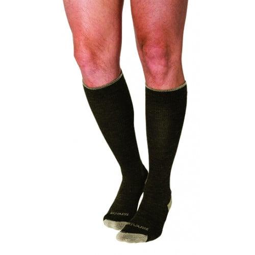 Sigvaris Men's & Women's Merino Outdoor Performance Wool Compression Socks 20-30 mmHg