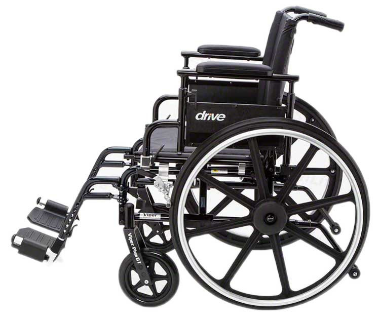 Viper Plus GT Wheelchair Accessories & Replacement Parts by