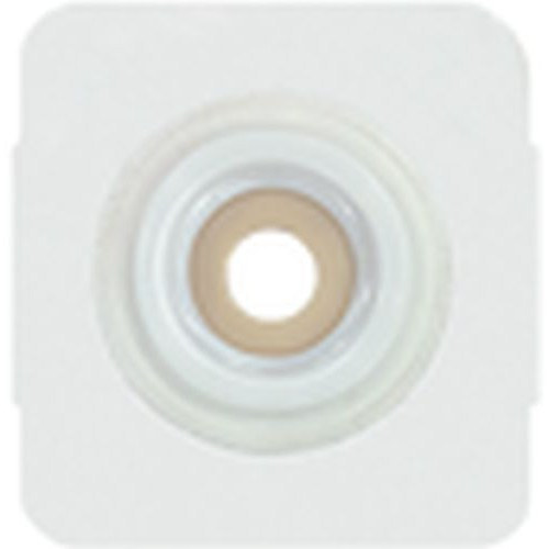 Securi-T Standard Wear Convex Wafer with White Tape Collar