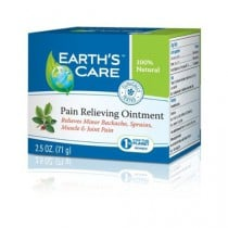 Earths Care Pain Relieving Ointment