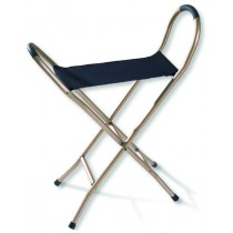 Alex Orthopedic Portable Folding Seat Cane