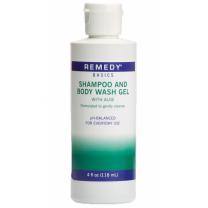 Remedy Basics Shampoo and Body Wash Gel