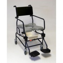 ACTIVEAID JTG Series 605 Rehab Shower Commode Chair