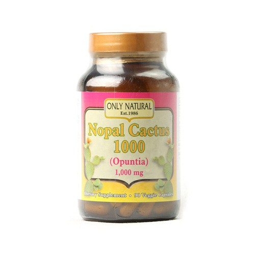 Only Natural Nopal Cactus