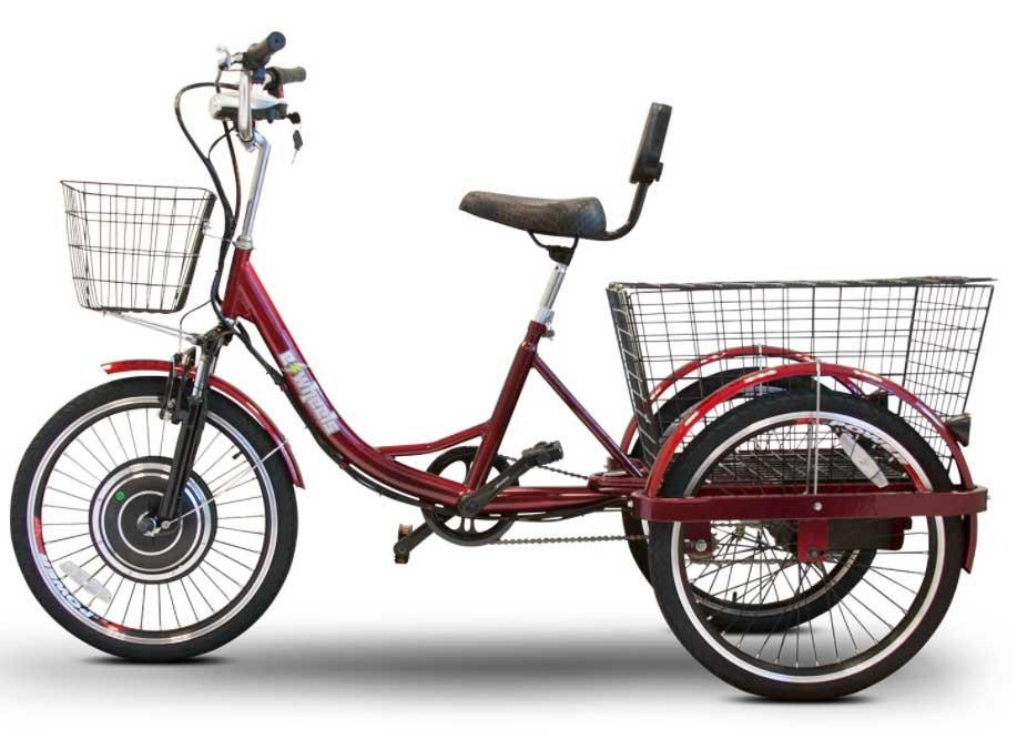 ewheels ew 29 electric trike ad0