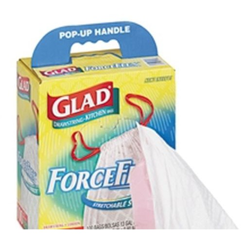 Glad ForceFlex Can Liner - 13 Gallon