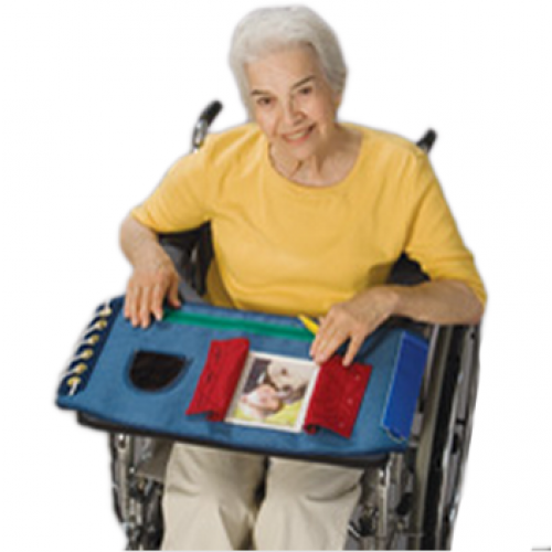 Happy Hands ADL Aid Overlay for Wheelchairs