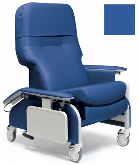 lumex deluxe clinical care recliner by graham field  c91
