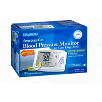 LifeSource Automatic Blood Pressure Monitor