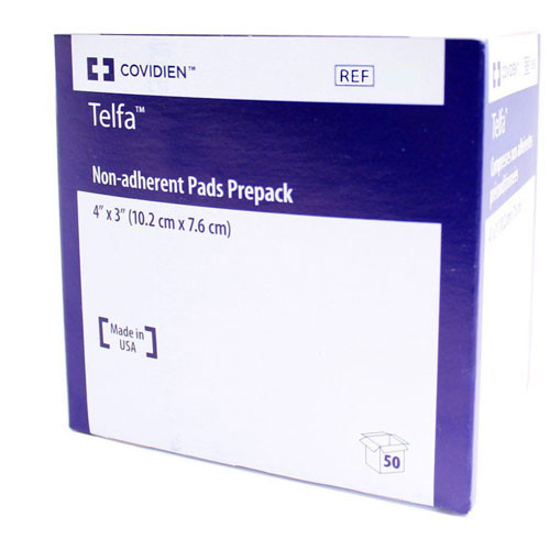 Covidien Telfa Ouchless Non-Adherent Pads