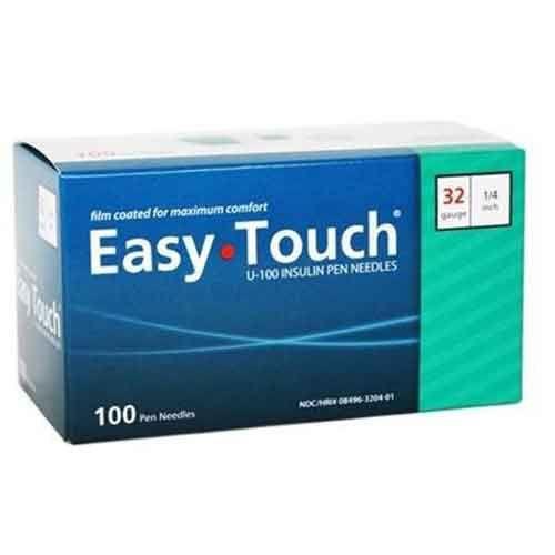 EasyTouch Insulin Pen Needle