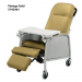 Vintage Gold Geri Recliner Chair