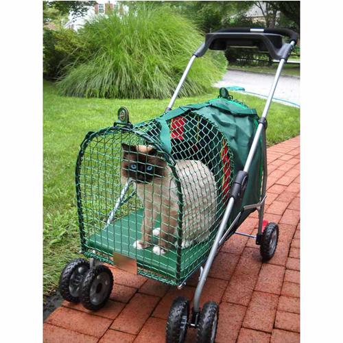 Kittywalk Emerald Stroller