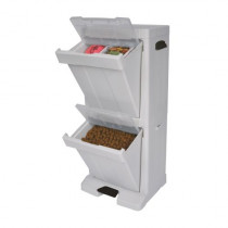 Richell Pet Stuff Storage Tower - 41008
