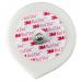 EKG Electrode Red Dot with Foam Backing