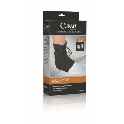 curad lace up ankle splint b22