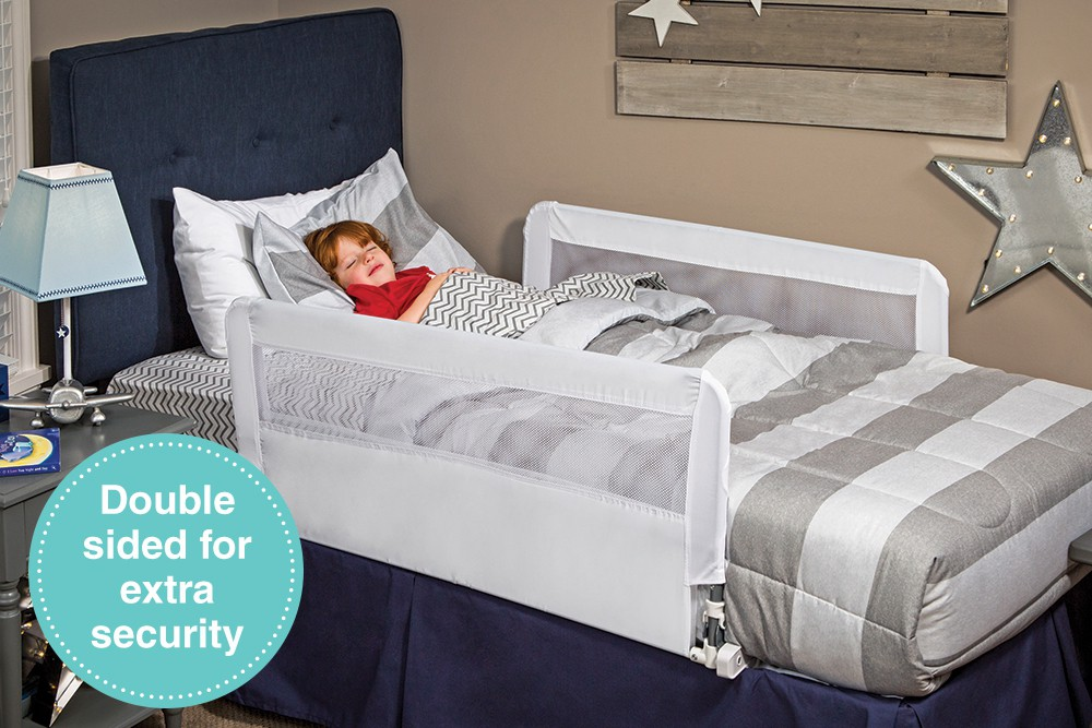 Regalo Hideaway Bed Rails Doubled Sided Or Extra Long