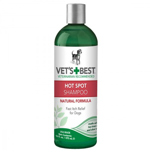 Hot Spot Dog Skin Care Shampoo