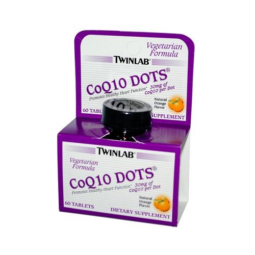 Twinlab CoQ10 Dots