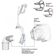 ResMed Mirage™ FX Nasal Mask Accessories & Replacement Parts
