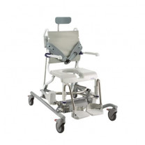 Electronic Ocean VIP Shower Chair With Commode