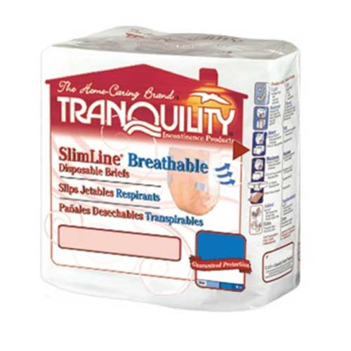 Tranquility Slimline Junior Briefs