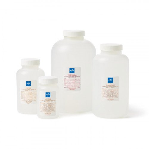 Medline Sterile 0.9% Normal Saline Solution