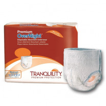 Tranquility Premium OverNight Disposable Absorbent Underwear - Maximum Absorbency