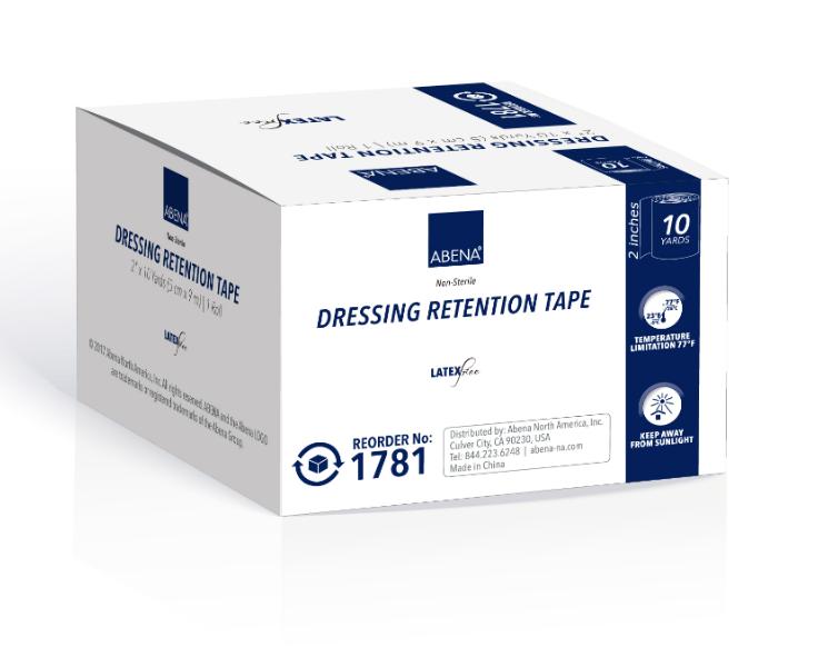 retention tapes non sterile latex free e3f