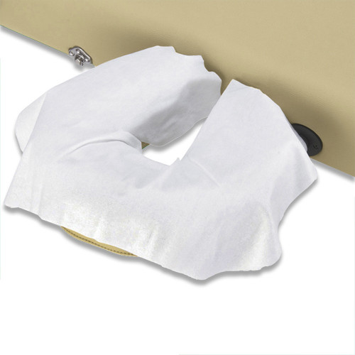 Disposable Face Pillow and Headrest Covers for Massage Table