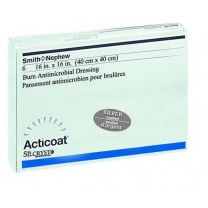 Acticoat SiLCRYST 20501 | 4 x 48 Inch by Smith & Nephew