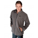 Grey Heated Jacket For Men