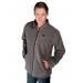 Grey Heated Jacket For Men