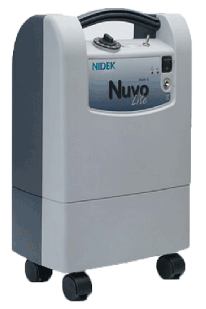 Nuvo Lite Oxygen Concentrator Mark 5