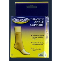 Open Heel Elastic Ankle Support