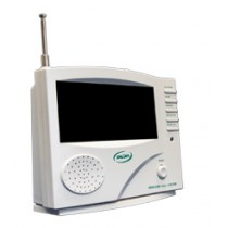 Pager with LCD Display