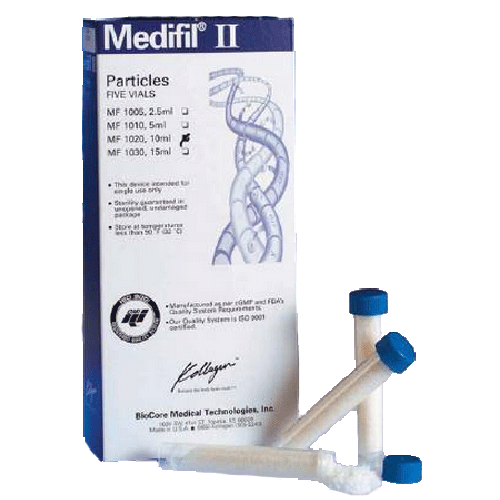 Collagen Particle Medfill® II, Skintemp®