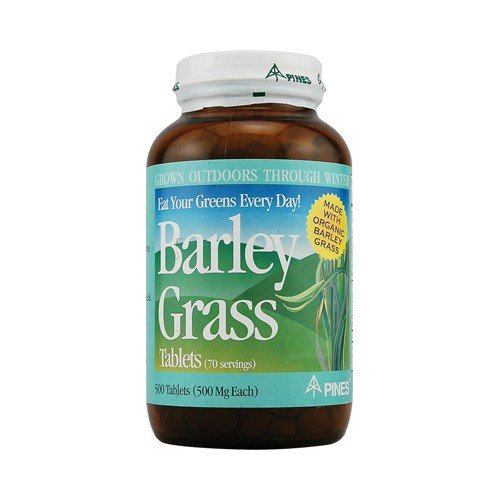 Pines International Barley Grass 500 mg