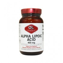 Olympian Labs Alpha Lipoic Acid 400 mg