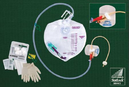 Bard Ex I C Complete Care Catheter Tray 300016a